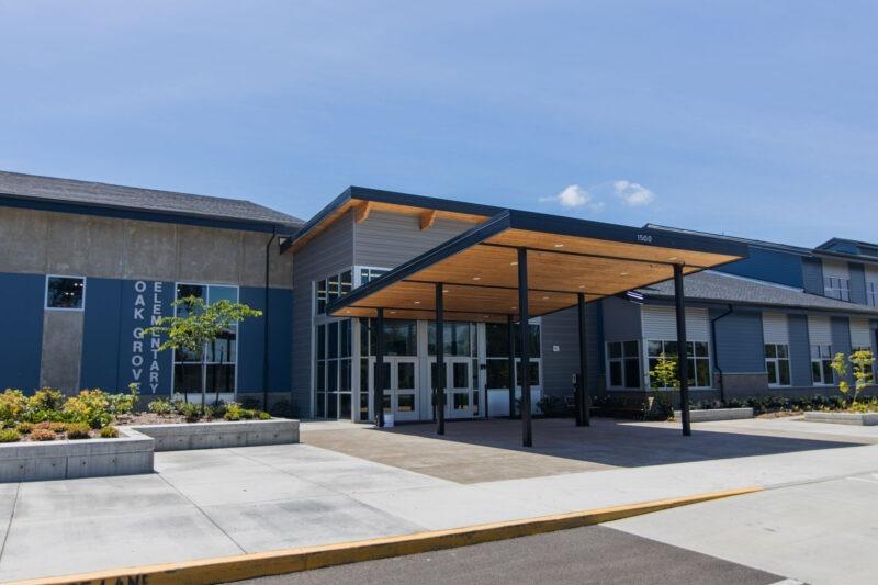 Oak Grove Elementary School - Greater Albany Public Schools - HMK Company