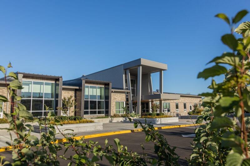 Meadow Ridge Elementary School - HMK Company